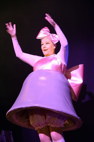 Caroline Parker as Fairy Bow Bell