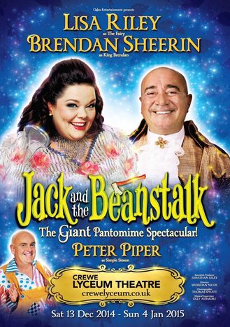 Crewe Jack & The Beanstalk Poster
