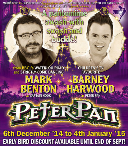 Peter Pan - Bournemouth Paviilion Theatre