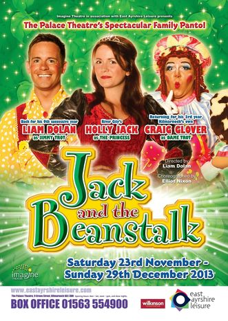 Jack and the Beanstalk, Kilmarnock 2013